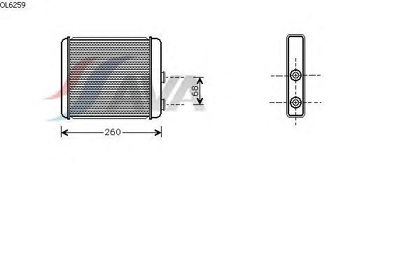 Теплообменник opel astra h opc промежуточный теплообменник для бн-800